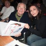 Maria Rosaria Omaggio_Set Walesa con Wajda